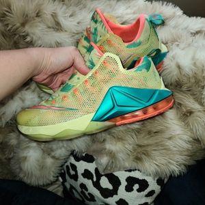 Nike Lebronald Palmer 12 Low